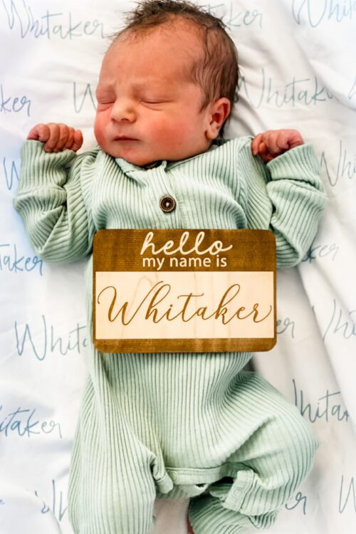 Welcome Whitaker!
